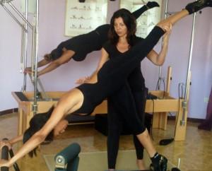 pilates-grandi-macchine-lezione