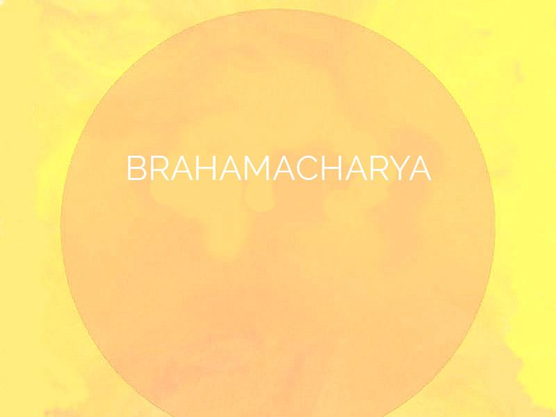 Brahamacharya-Atman