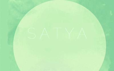 2^ settimana: Satya, essere sé stessi.