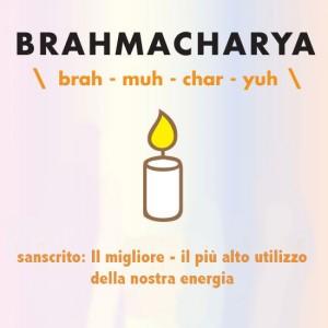 brahamacharya