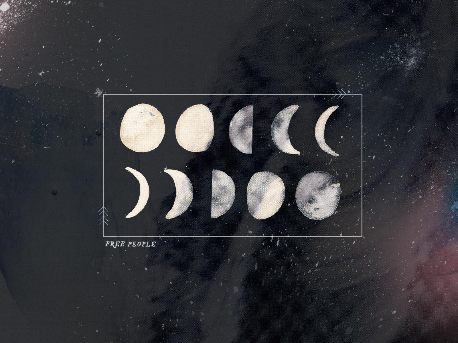 luna nuova e cicli lunari