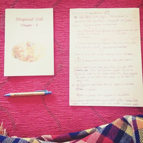 Un progetto: crescere emotivamente. Appunti dal Seminario con Swami Ananda.