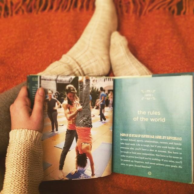 Libri Yoga |Tara Stiles e lo yoga come ribellione.