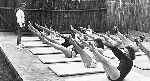 5 semplici esercizi pilates per la lombalgia