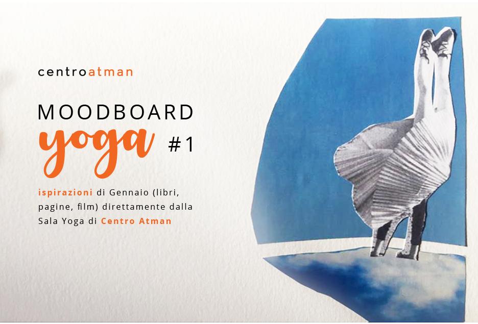 Moodboard Yoga – Ispirazioni di Gennaio